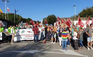 Convocada una concentración en Altamira por los impagos de la empresa de seguridad