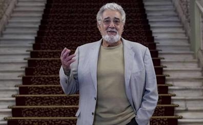 Nueve mujeres acusan al tenor Plácido Domingo de acoso sexual