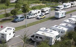 Los empresarios de campings le piden al Ayuntamiento de Santander que cobre a los autocaravanistas