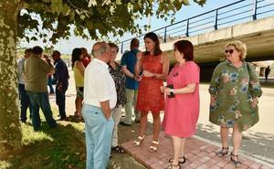 Santander destina 1 millón de euros para la mejora de los viales de Monte, Peñacastillo, San Román y Cueto