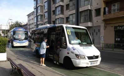 El Castrobús adelantará las primeras salidas de las pedanías para llegar antes a la ciudad