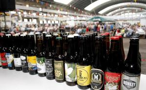 La calle Argumosa acoge este jueves la II Feria de Cerveza Artesana