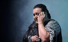 El duende de la voz de Falete encandiló en el Festival Intercultural