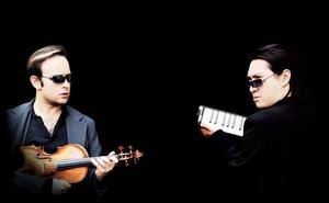 El dúo Igudesman&Joo pone la nota de humor en la programación del FIS