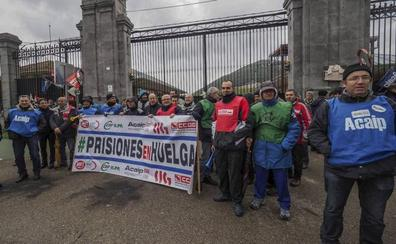 Acaip denuncia el aumento de los brotes de sarna en las cárceles, con dos casos detectados en El Dueso