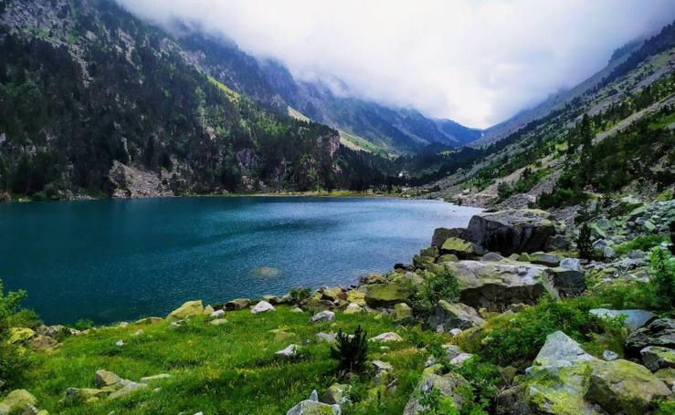 De ruta por el Lago de Gaube, en los Pirineos