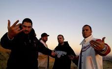 Violadores del Verso, «en shock» por la detención de Lírico, piden «prudencia»