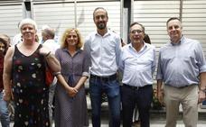 Fiesta en la terraza de El Diario