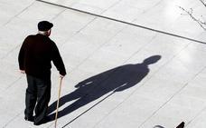 Los pensionistas cántabros cobran un 1,7% más que la media estatal