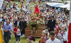 Fiesta de la Virgen de Valvanuz
