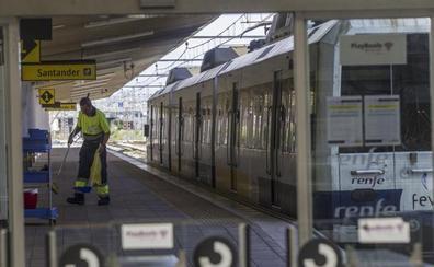 La red de Cercanías de FEVE en Cantabria ha perdido 1,2 millones de viajeros en diez años