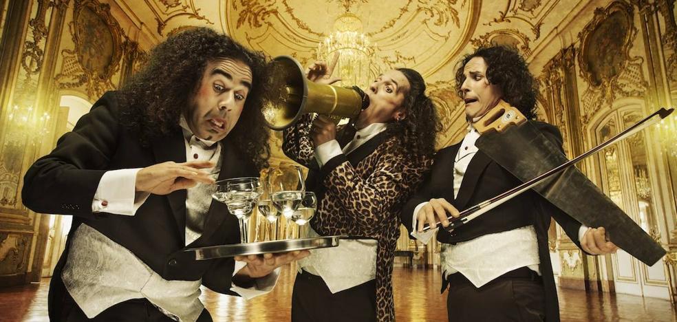 Música y humor, en el festival de Camargo con 'Clásicos excéntricos'