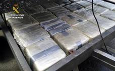 Desmantelada una red de tráfico de cocaína en España y Portugal