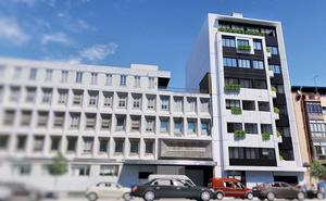 El Ayuntamiento concede licencia para construir un nuevo edificio de viviendas en Marqués de la Hermida