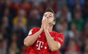 El Bayern empata ante el Hertha en la apertura de la Bundesliga