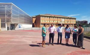Árboles en lugar de hormigón para el colegio Mies de Vega