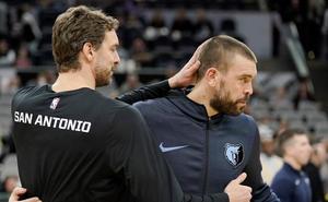 Los españoles, los mejores pagados en la NBA