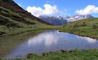 Ruta de dificultad media por el pozo Llau, los altos de Salvorón y el bosque de Mancobu