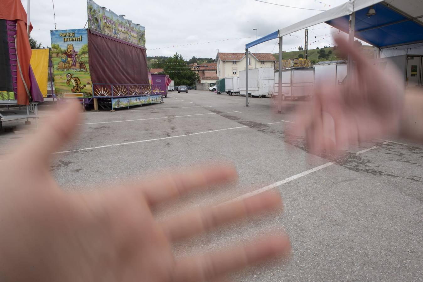 La Guardia Civil investiga a cinco jóvenes del pueblo por la trifulca de las fiestas de Liérganes