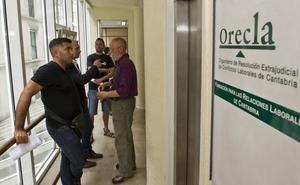 Los agentes sociales confían en consensuar el gerente del Orecla