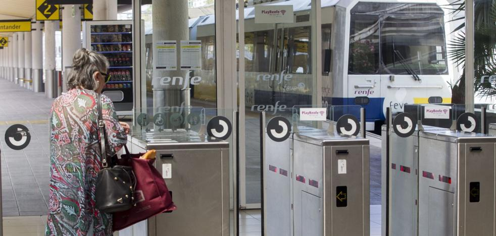 El Gobierno califica de «insostenible» la situación de la red de Cercanías de FEVE