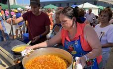 Sol y calor en la marmita de Laredo