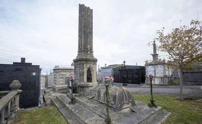 Ciriego opta a cuatro galardones en el concurso de cementerios de España