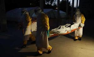 Localizan un nuevo caso de ébola en una localidad remota del Congo