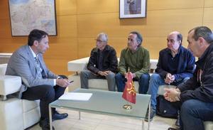 El Gobierno y ARCA inician una nueva etapa en la que abogan por el diálogo