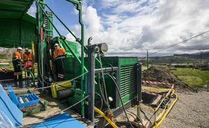 Martín insiste en que «a principios de otoño» se sabrá si en Cantabria habrá minas de zinc