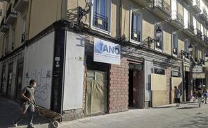 El antiguo local de Autogomas en Pombo recupera la estética del edificio
