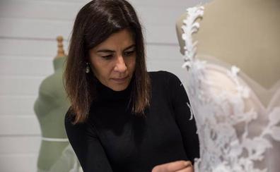 Las novias más solidarias de la diseñadora Silvia Fernández