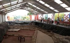 Flavióbriga, un centro que muestra el legado romano de Castro Urdiales