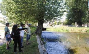 Descubriendo el Ebro en Reinosa