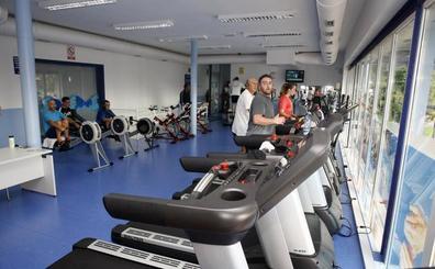 La falta de aire acondicionado obliga a cerrar un mes el gimnasio de La Lechera