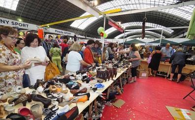 La Feria del Stock de Torrelavega reúne desde este viernes a más de 100 comercios