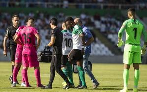 Luca Zidane se pierde el partido contra el Almería