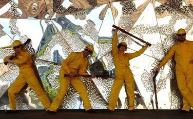El FIS acoge su primer espectáculo familiar, un concierto de flautas de pico de Windu Quartet