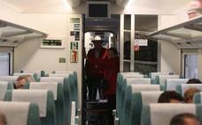 Restablecido el tráfico ferroviario, interrumpido durante seis horas entre Aguilar y Santander por una avería