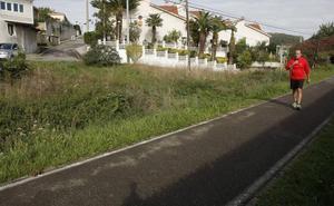 El carril bici conectará Puente San Miguel y Torrelavega