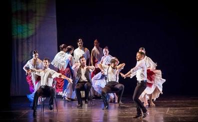 La danza española llega a Talía con un homenaje a Julio Romero de Torres