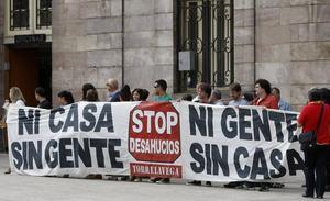 La PAH pide que se tramite la Ley de Vivienda que quedó paralizada anterior legislatura