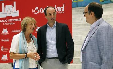 El director del Palacio aprovecha la presentación de la nueva programación para despedirse