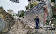 Castro retoma la obra de los túneles de Ocharan tras modificar el proyecto