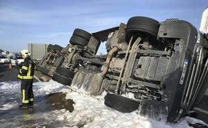 El 30% de los accidentes de tráfico de Cantabria en 2018 fueron dentro del ámbito laboral