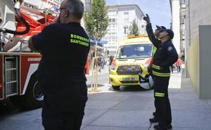 Un total de 399 aspirantes optarán a las siete nuevas plazas del servicio de bomberos Santander