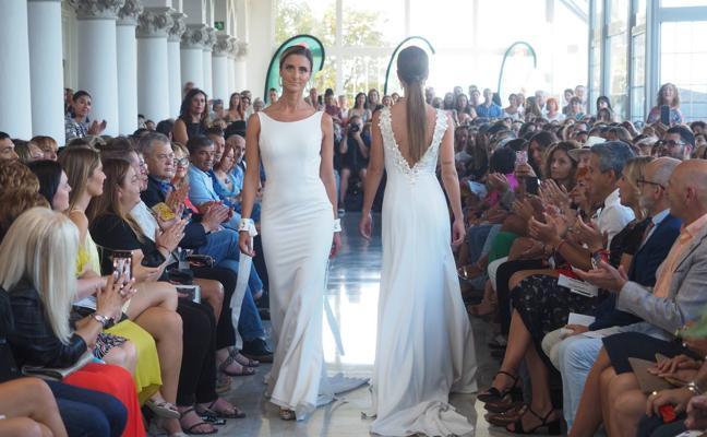 La moda nupcial contra el cáncer llenó de glamour el Hotel Real