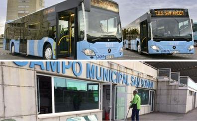Santander abordará la compra de seis autobuses híbridos y el arreglo del campo de rugby de San Román