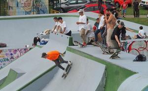 Decenas de skaters y artistas asisten este fin de semana a 'Arteskate' Torrelavega