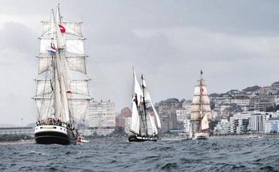 El Festival del Mar regresa a Santander con nueve barcos singulares